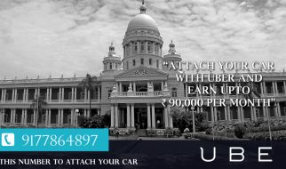 Uber Bangalore Uber is a company that doesn't need an introduction because it is well-known for bringing revolutionary change in the way people book taxis worldwide