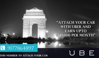 Uber Delhi When people are there in Delhi on a business trip, or is it just a casual tour with kith and kin? Regardless of the purpose of the tour, they always need prompt and punctual taxi services to move around.
