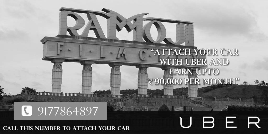 Uber Hyderabad offers a convenient and cost-effective mode of conveyance in this historical city. With three different car types ready to take people for a comfy drive; it is the best in the category. Availing the world-class ride is pretty simple.